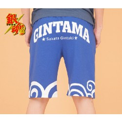 Gintama anime around Beach Shorts Cotton big pants shorts