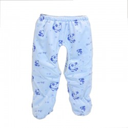 Baby pants new born baby winter thickened warm 100% cotton trousers for 0-3 month old baby big discount clearance sale outwear