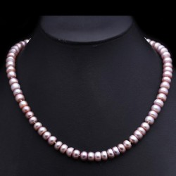 Sinya freshwater pearls strand necklace for women 45cm 40cm for optional pearl beads necklace pearl diameter for optional 2017
