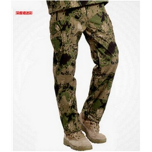 Mens Cargo Pants Military Trousers Winter TAD Tactical Shark Skin Softshell Pants Men Waterproof Fleece Hunt Camouflage Pants